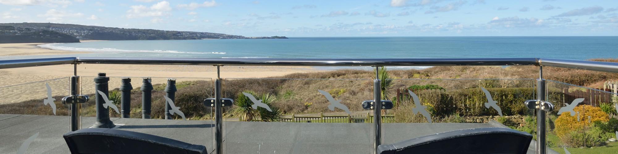 Self Catering Portreath - Beach View House