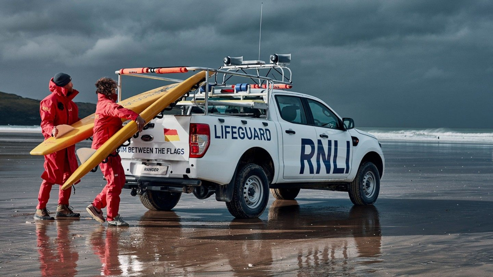 Ford Supports RNLI